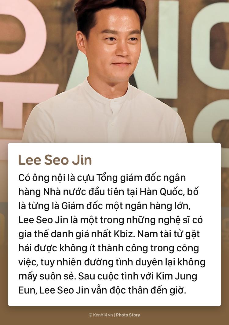 Những diễn viên Hàn Quốc xuất thân trâm anh thế phiệt nhưng lại có cuộc đời hoàn toàn trái ngược 5