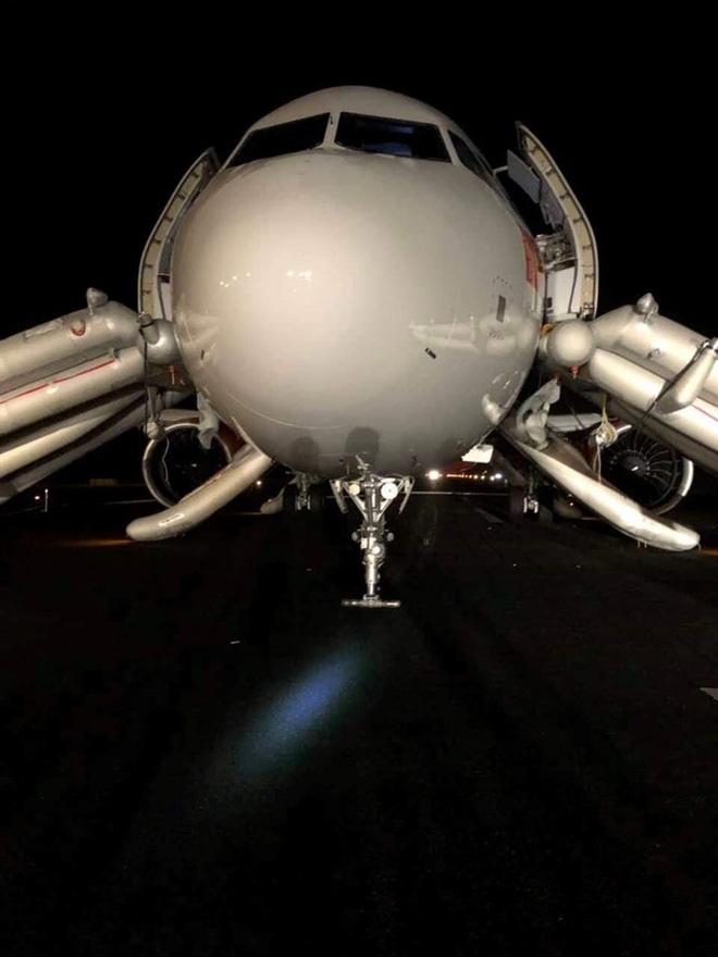 Vụ máy bay Vietjet gặp sự cố: Loại bỏ nguyên nhân do lỗi kỹ thuật 1