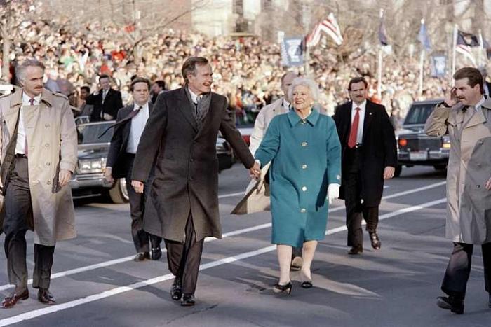 Cuộc đời của cựu Tổng thống Mỹ Bush 'cha' qua ảnh 11