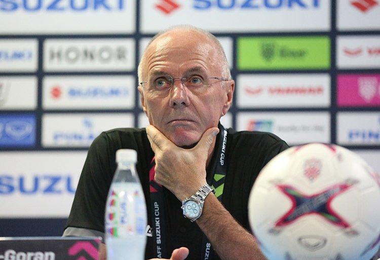 HLV Eriksson nói gì sau khi thua tuyển Việt Nam ngay trên sân nhà? 1