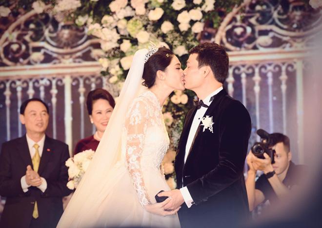 Những hình ảnh hiếm hoi trong đám cưới xa hoa của Á hậu 2016 - Thanh Tú và chồng doanh nhân 9