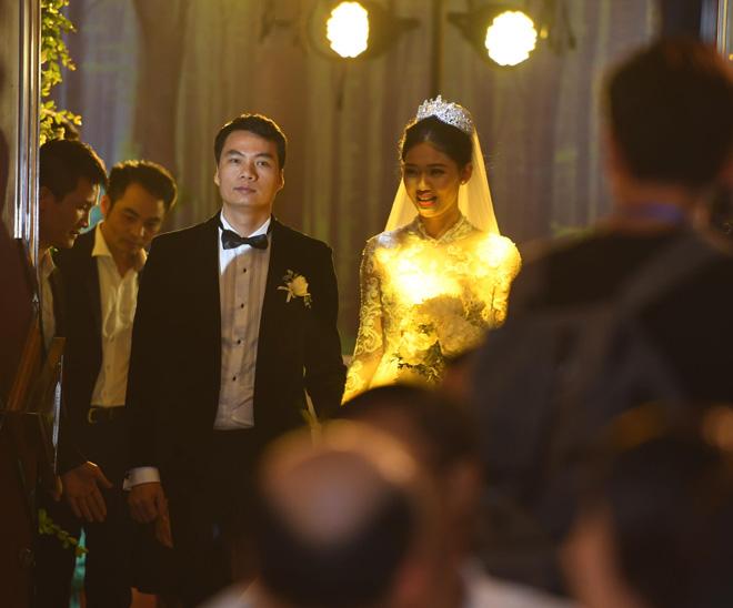 Những hình ảnh hiếm hoi trong đám cưới xa hoa của Á hậu 2016 - Thanh Tú và chồng doanh nhân 5