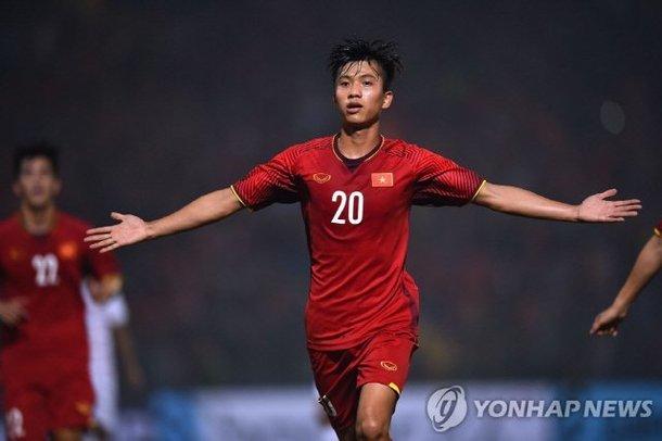Báo Hàn ca vang chiến thắng của tuyển Việt Nam trước Philippines 1