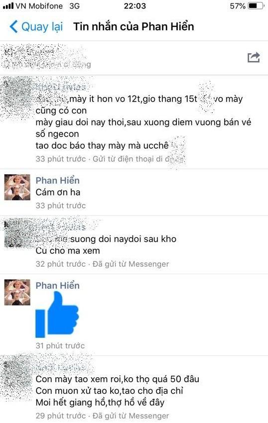 Phan Hiển đáp trả khi bị 'trù ẻo' sống không thọ vì lấy vợ hơn 12 tuổi 2