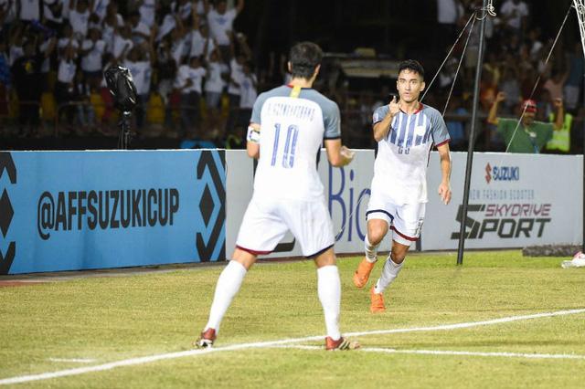 Để thua đội tuyển Việt Nam, ngôi sao Philippines trách móc đồng đội 1