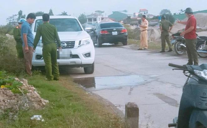 Vụ Thượng uý công an tử vong trong xe ô tô: Nạn nhân có sự chuẩn bị kĩ lưỡng 1