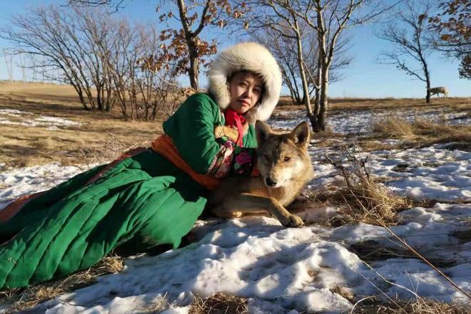 Cô gái Mông Cổ với dàn thú cưng độc 8 con sói, 3 bạn trai đều đòi chia tay vì sợ cãi nàng sẽ bị ăn thịt 6