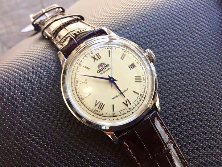 Vì sao đồng hồ Orient là loại đồng hồ nam đáng đeo nhất? 1