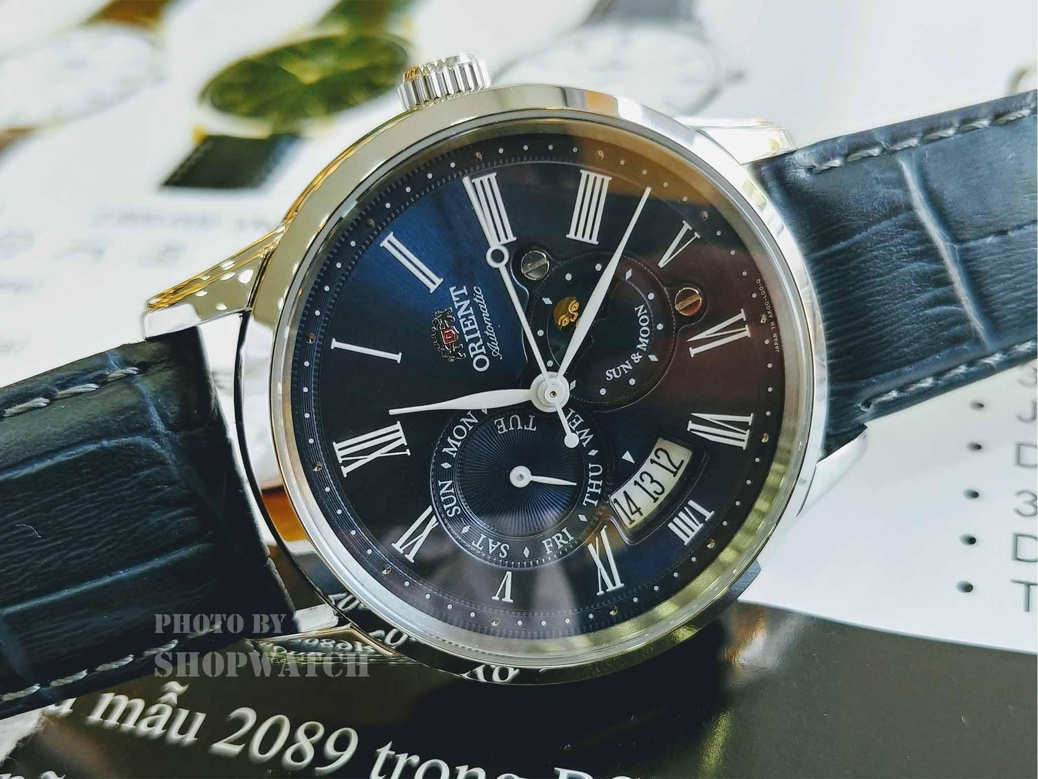 Vì sao đồng hồ Orient là loại đồng hồ nam đáng đeo nhất? 4