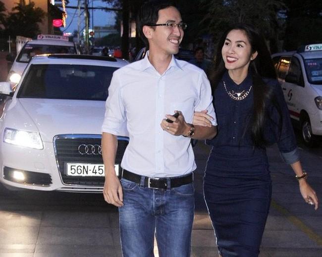 Tăng Thanh Hà khoe ảnh ngọt ngào bên chồng, cư dân mạng phát hiện thói quen đáng yêu 2
