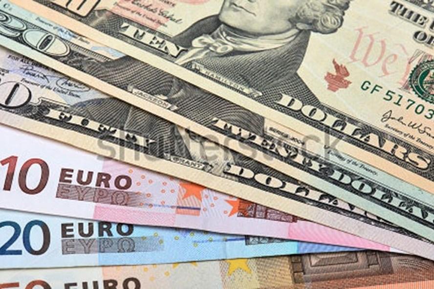 Hình ảnh Tỉ giá ngoại tệ ngày 4/12: USD suy yếu, đồng Euro đi ngang số 1