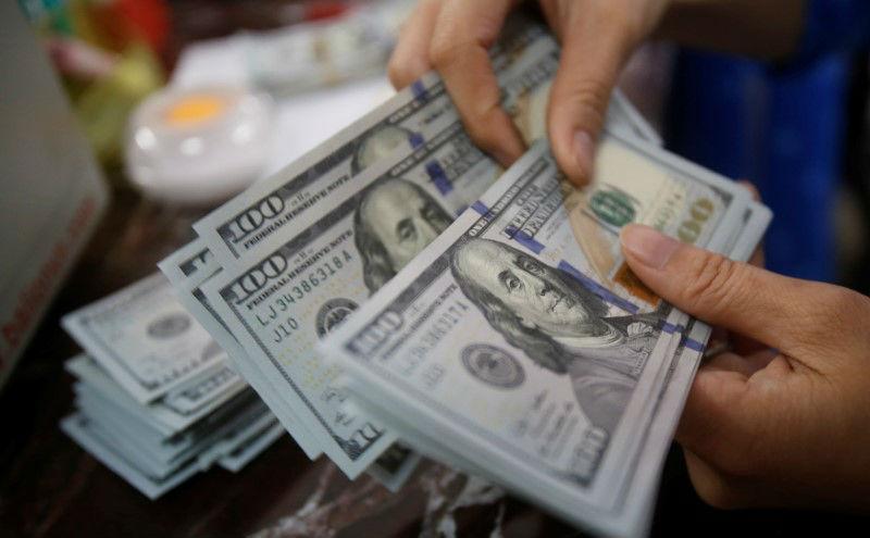 Hình ảnh Tỷ giá USD hôm nay 4/12: USD giảm do căng thẳng Mỹ - Trung số 1