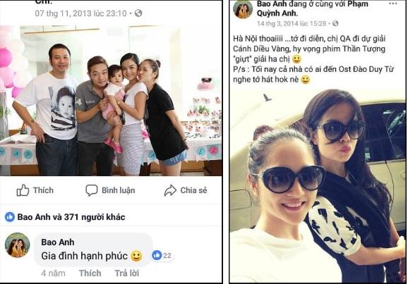 Không phải bạn bè cũng chẳng còn cho 'tag', mối quan hệ của Phạm Quỳnh Anh và Bảo Anh đã đi đâu về đâu rồi? 5