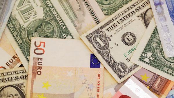 Hình ảnh Tỷ giá ngoại tệ 5/12/2018: USD giảm mạnh, Euro hồi phục số 1