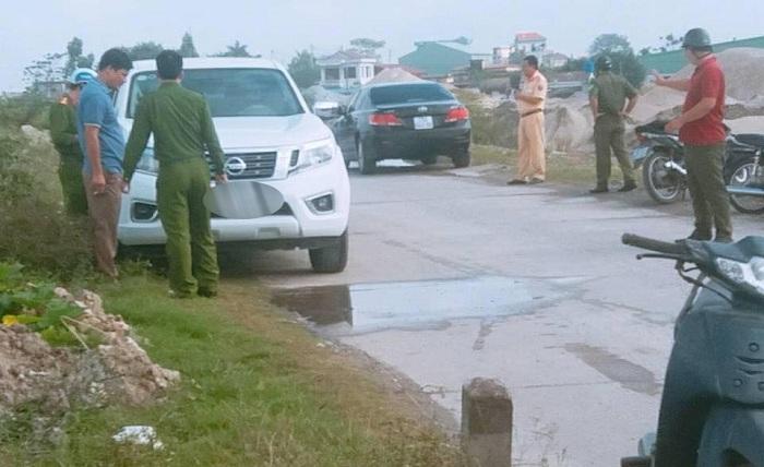 Cơ quan CSĐT chính thức thông tin vụ Thượng úy công an tử vong trong ô tô ở Nam Định 1