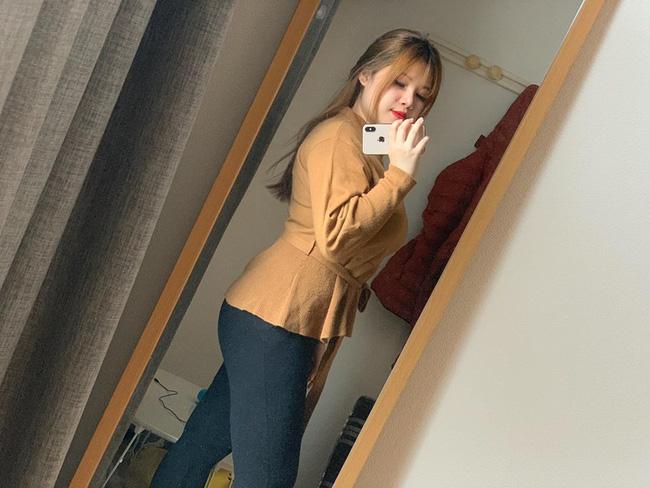 Hình ảnh Diện mạo mới của hot girl ngực khủng sau khi bỏ bạn trai, sang Nhật du học 2 tháng số 4
