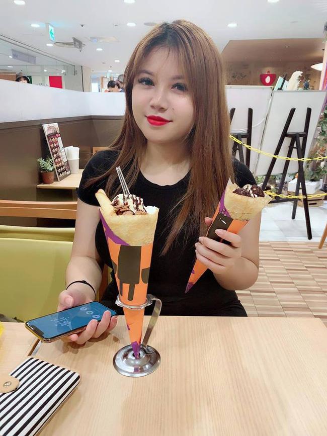 Hình ảnh Diện mạo mới của hot girl ngực khủng sau khi bỏ bạn trai, sang Nhật du học 2 tháng số 6