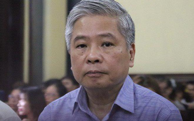 Hình ảnh Cựu Phó thống đốc NHNN Đặng Thanh Bình bị giữ nguyên cáo buộc gây thiệt hại 15.000 tỷ đồng số 1