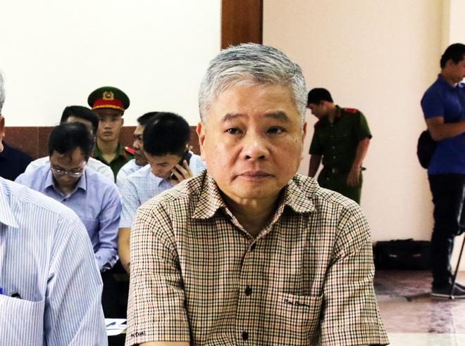 Hình ảnh Cựu Phó thống đốc NHNN Đặng Thanh Bình bị giữ nguyên cáo buộc gây thiệt hại 15.000 tỷ đồng số 3