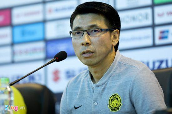 HLV Tan Cheng Hoe nói gì khi giúp Malaysia làm nên cú sốc lớn nhất AFF Cup 2018? 2