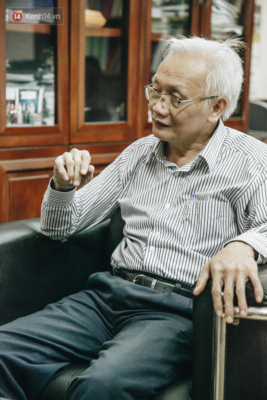 Chủ tịch Hội tâm lý Giáo dục Hà Nội nói về 2 vụ tát học sinh: