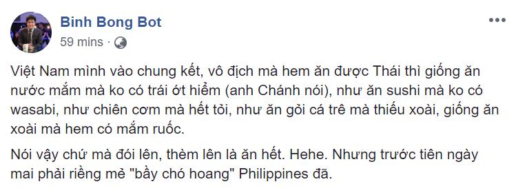 Hình ảnh Thái Lan thất bại, dân mạng sướng rơn khi đường tới cúp vô địch AFF Cup của Việt Nam rộng mở số 6