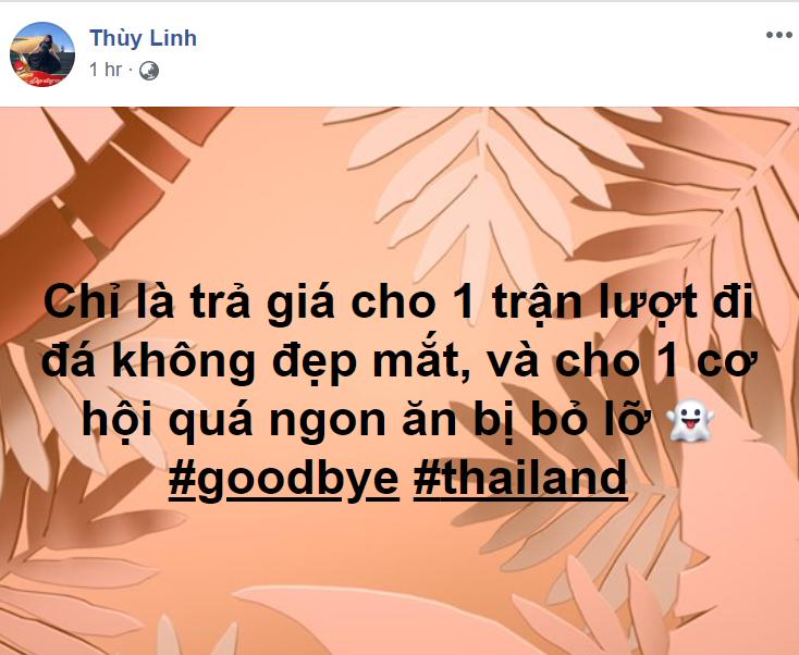 Hình ảnh Thái Lan thất bại, dân mạng sướng rơn khi đường tới cúp vô địch AFF Cup của Việt Nam rộng mở số 7