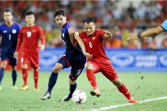 Hình ảnh Bán kết AFF CUP 2018: Màn trình diễn xuất sắc của tuyển Việt Nam trên sân nhà số 1