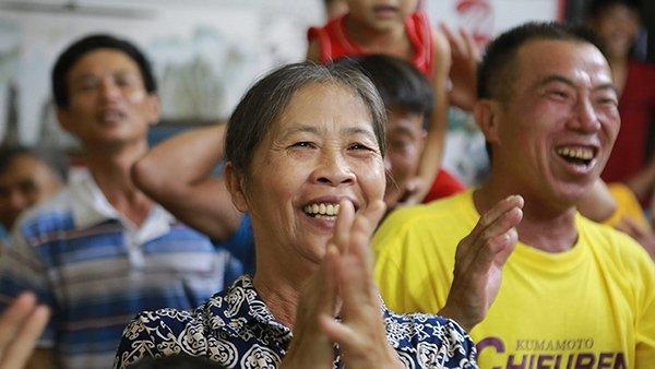 Công Phượng sút tung lưới Philippines: Đang nằm trên giường bệnh, mẹ bật dậy ăn mừng 2