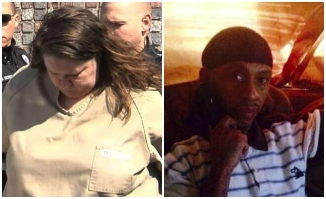 Người phụ nữ nặng 150 kg bị buộc tội giết người vì ngồi lên đầu bạn trai 1
