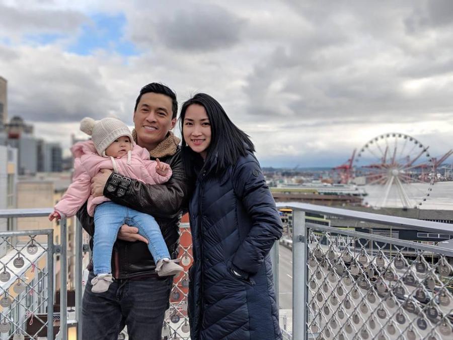 Lam Trường lên tiếng trước tin đồn cuộc hôn nhân với vợ trẻ trục trặc 1