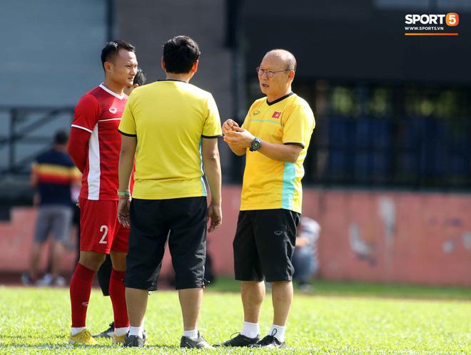 Đội tuyển Việt Nam chia nửa vui, buồn trong buổi tập đầu tiên trên đất Malaysia 3
