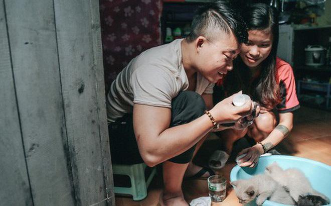 Chuyện tình LGBT xúc động của nam bartender chuyển giới và nữ vận động viên ở Hà Nội: 'Tụi mình vẫn mong có 1 đứa con' 1