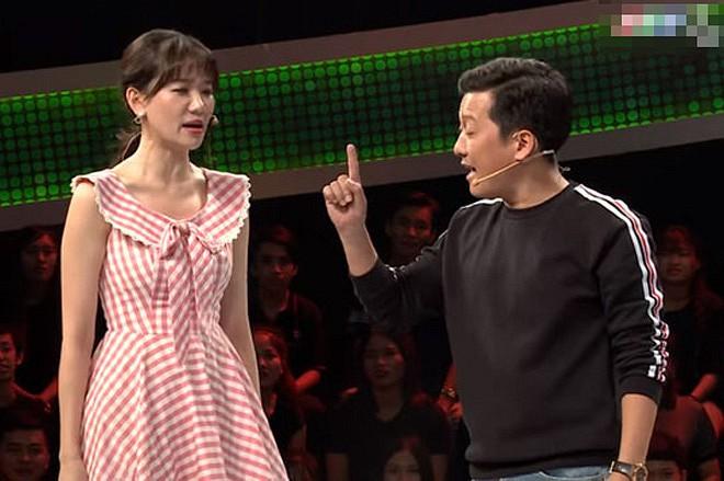 Hari Won bức xúc tỏ thái độ khi bị Trường Giang tiếp tục bóc mẽ trên truyền hình 1