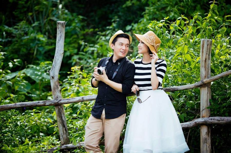 Động thái đầu tiên của vợ Lam Trường sau nghi án rạn nứt với chồng 2