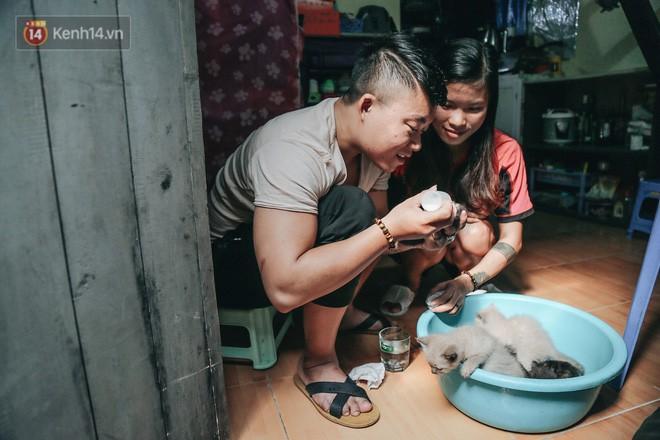 Chuyện tình LGBT xúc động của nam bartender chuyển giới và nữ vận động viên ở Hà Nội: 'Tụi mình vẫn mong có 1 đứa con' 14