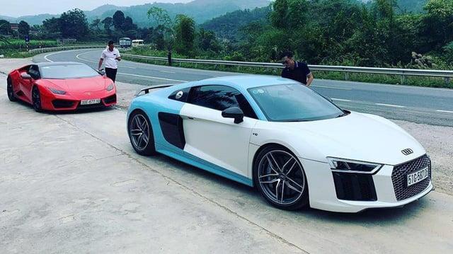 Cường đô la mang bộ đôi siêu xe ra Hà Nội, chuẩn bị hỏi cưới mỹ nữ Lạng Sơn 1