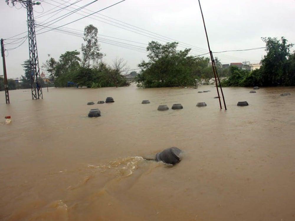 3 người chết thảm sau mưa lũ ở Bình Định 1