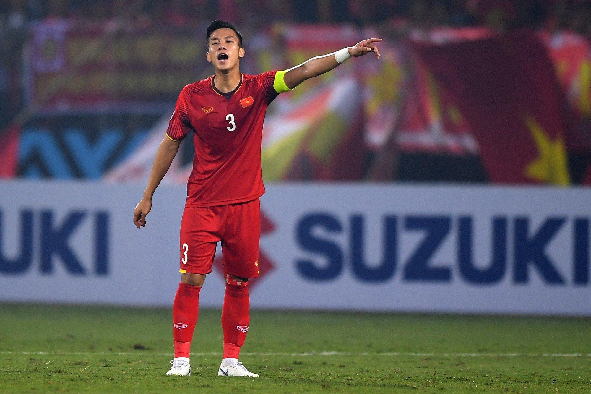 Đội phó tuyển Việt Nam: 'Chúng tôi hứa sẽ đem về niềm vui trọn vẹn cho người hâm mộ sau đây 4 ngày' 1
