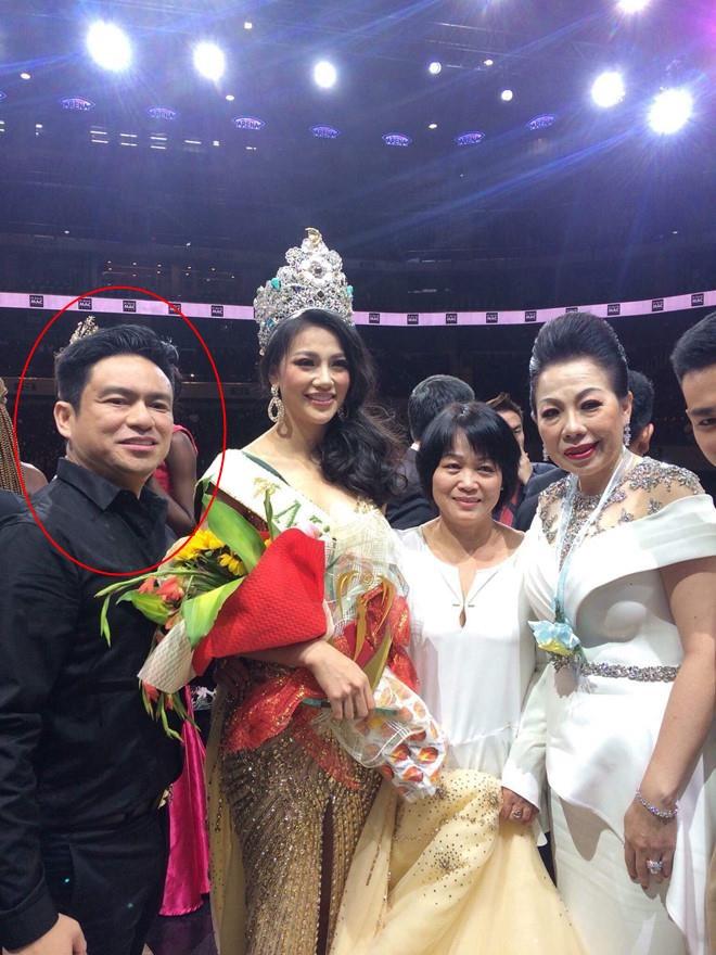 Lộ tin nhắn tố Hoa hậu Trái Đất 2018 Phương Khánh sửa vòng 1, quan hệ thân thiết với Chiêm Quốc Thái 1
