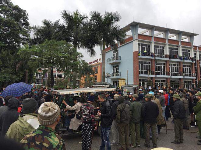 Bộ Tư lệnh Thủ đô vào cuộc vụ xưng thương binh, cố thủ đòi mua vé, ăn nhậu tại VFF 1