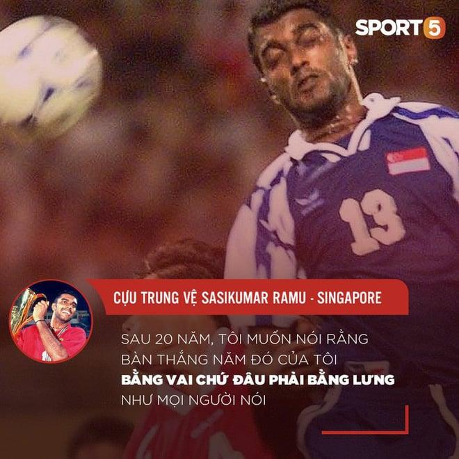 """Sasikumar: """"Xin lỗi vì đã làm hàng triệu người Việt Nam phải khóc, nhưng AFF Cup 2018 là của các bạn"""" 4"""