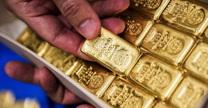 Giá vàng hôm nay ngày 11/12/2018: Đồng USD tăng mạnh đẩy giá vàng giảm 1