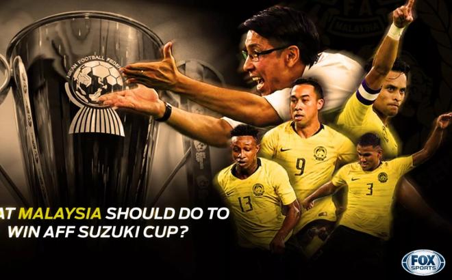 Báo Châu Á: Malaysia nên tiếp tục lối chơi