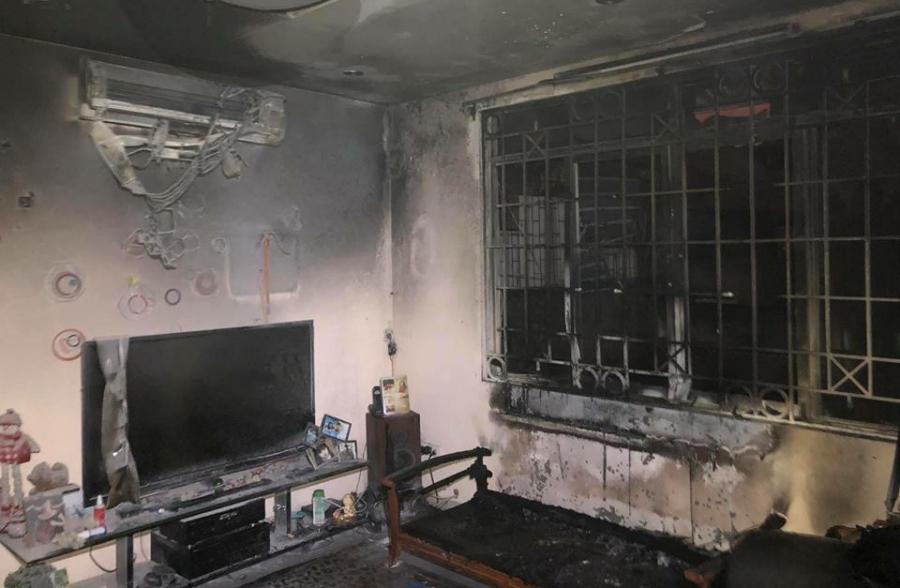Cảnh báo: Chăn điện bất ngờ phát nổ thiêu rụi cả nhà trong đêm 1
