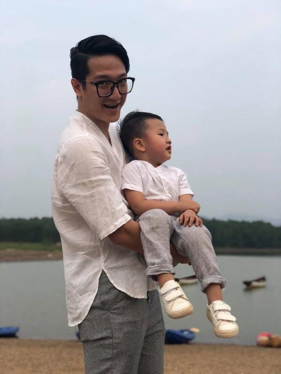 """Chí Nhân tố vợ cũ Thu Quỳnh """"My Sói"""" là kẻ 'diễn sâu': Cô ta coi con như là của riêng mình! 2"""