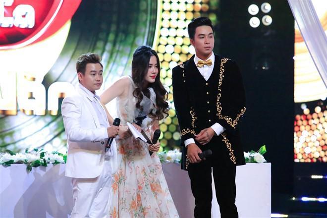 Nam Em không đứng vững trên sân khấu, nhập viện ngay sau khi dự thi 'Cặp đôi vàng' 1