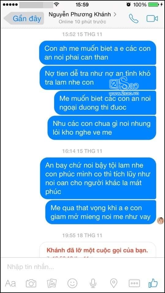 Ông bầu Trần Kiệt dọa tung clip bí mật của Chiêm Quốc Thái và HH Phương Khánh 3