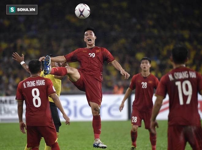 Không hề ăn may, Malaysia đã đâm trúng tử huyệt của HLV Park Hang-seo 2