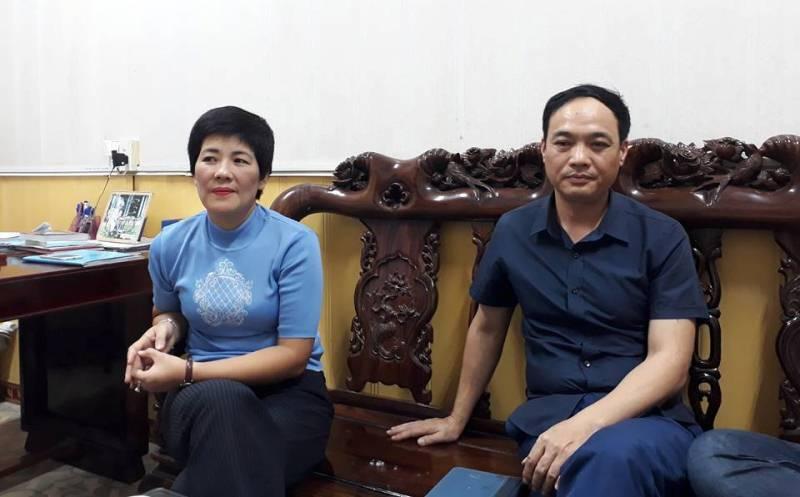Cách chức Chủ tịch phường cho vay vốn thoát nghèo 1